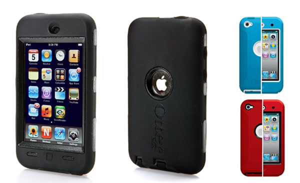 Otterbox Defender - the ultimate protector for your iPod Touch