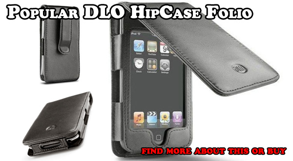 DLO HipCase Folio - fancy and reliable, but with a good price also (only $17.99, with 40% discount)