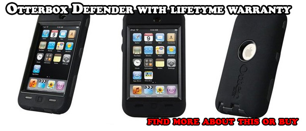 Otterbox Defender case with lifetime warranty - pricey, but just the best