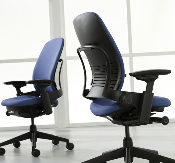 The Steelcase Leap Chair