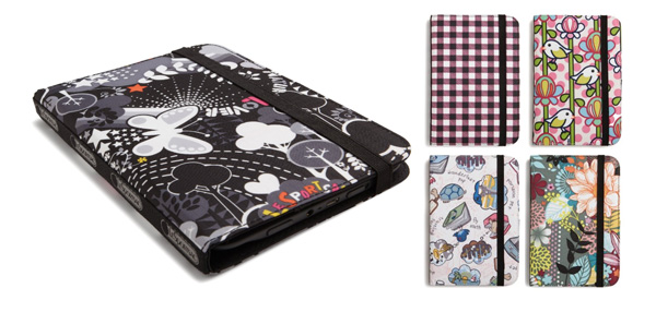 LeSportsac nylon Kindle Cover with stylish designs