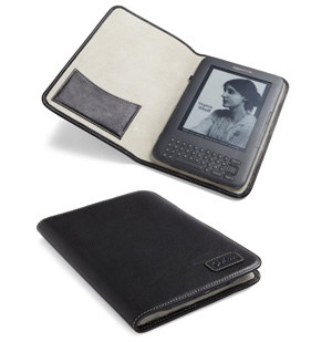 The new Kindle Keyboard Cole Haan case ain't as good as before, although kept its amazing design