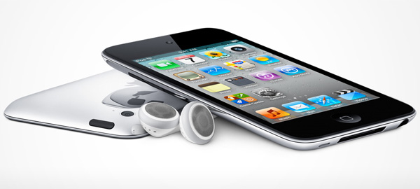 iPod Touch 4G - slimmer, lighter and better looking