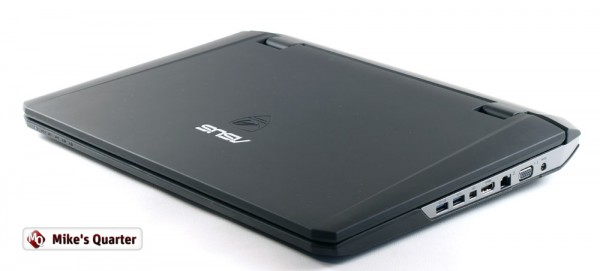 Asus G75 - the updated 2012 17.3 inch gaming machine