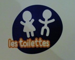 the funny toilet signs collection